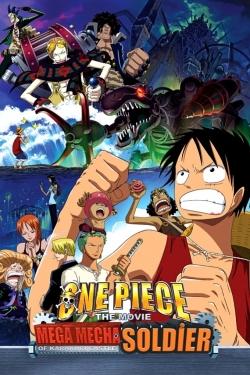 One Piece: Giant Mecha Soldier of Karakuri Castle